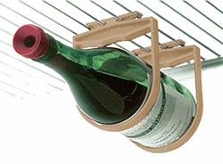 Hold Ups Refrigerator Wine Rack