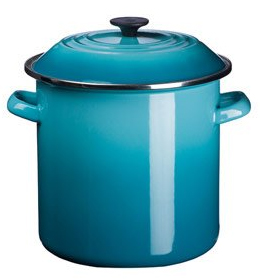 Le Creuset enameled cookware: Caribbean collection