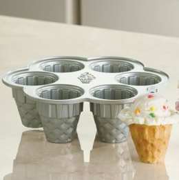 NordicWare Ice Cream Cone Cupcake Pan