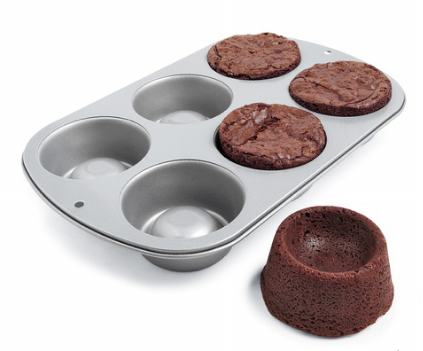 Wilton Brownie Cup Pan