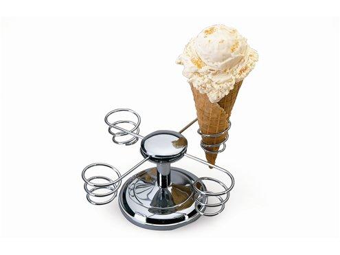 Chef's Choice Ice Cream Cone Holder