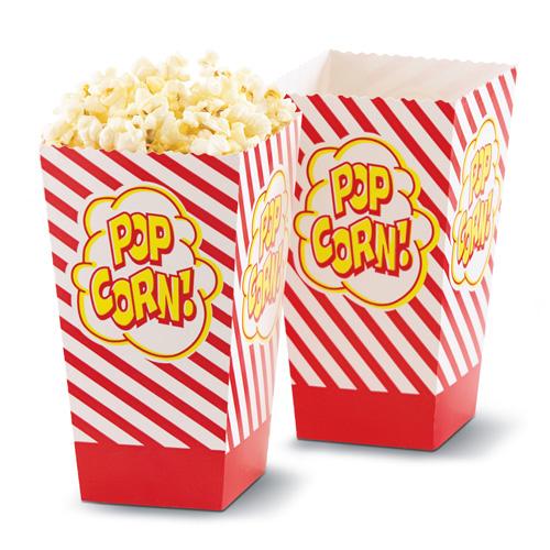 Popcorn Cartons