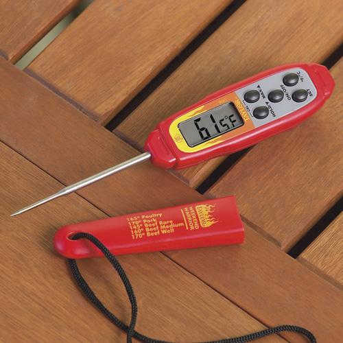 Taylor Weekend Warrior Waterproof Digital Thermometer