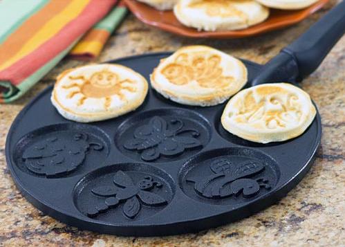 Garden Bugs Pancake Griddle