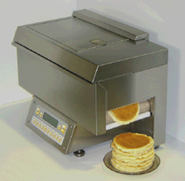 Popcake, the automatic pancake making machine