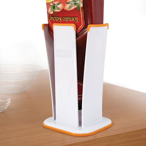 Bottoms Up Ketchup Bottle Holder