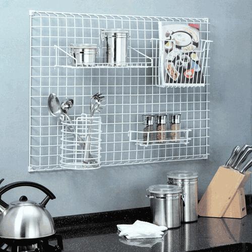Kitchen Grid Storage System