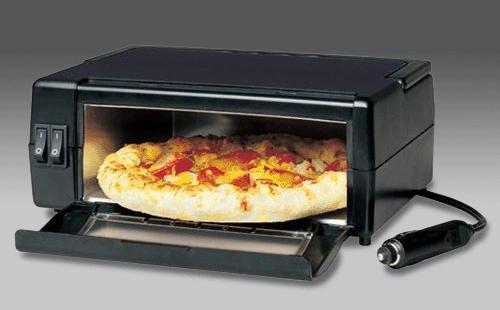 Porta-Pizza Oven