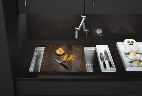 Kohler Stages 33-inch Kitchen Sink