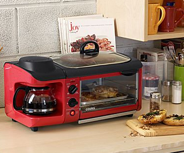 Cooks 3-in-1 Breakfast Center