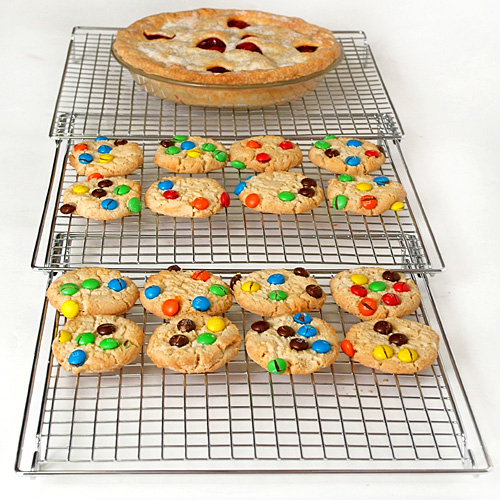 Expandable Cookie Cooling Rack