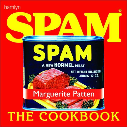 Spam, The Cookbook by Marguerite Patten