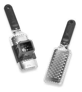 Microplane 3-Piece Grater Set