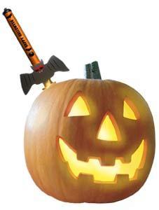 Pumpkin Pal Stake
