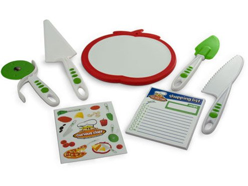 Curious Chef Pizza Kit (7-pc.)