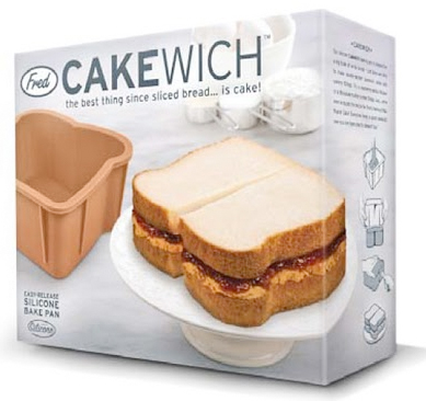 Cakewich from Fred & Friends