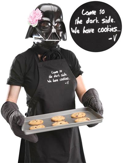 Come to the Dark Side Apron