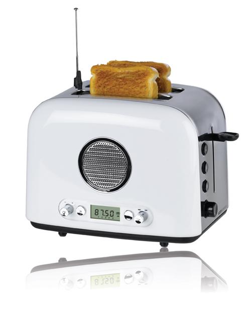 OBH Nordica 2666 Radio Toaster