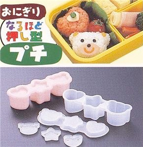 Inomata Sushi Mold Rice Ball Maker