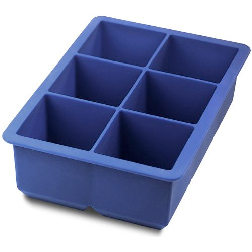 Tovolo King Cube Extra Large Silicone Ice Cube Tray