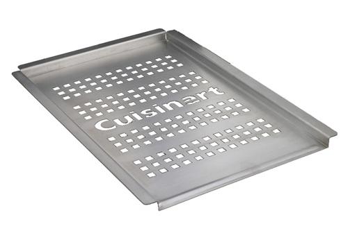 Cuisinart Stainless-Steel Grilling Platter