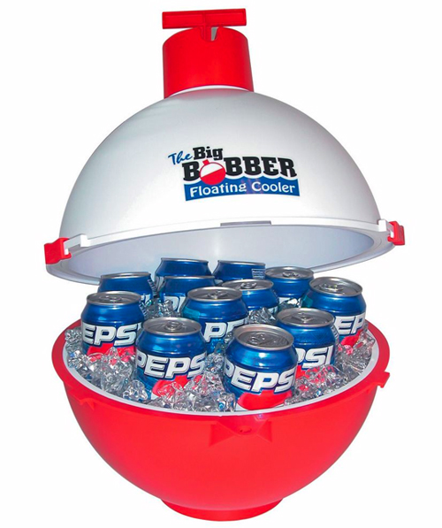 Big Bobber Floating Beverage Cooler