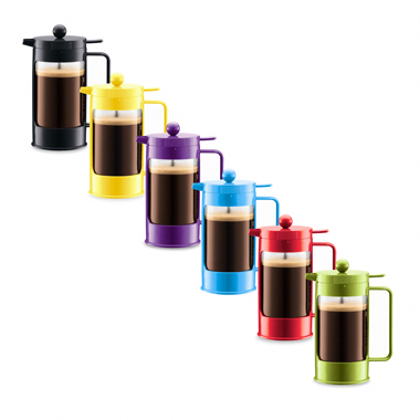 Bodum French Press 3-Cup Coffeemaker with Locking Lid