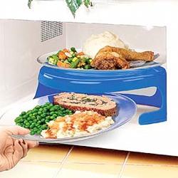 Helman Dual Microwave Stand DMW-83