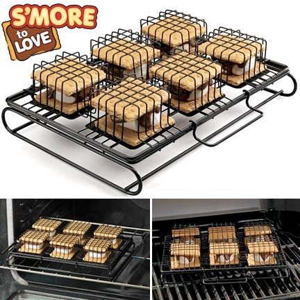 S'more To Love Rack