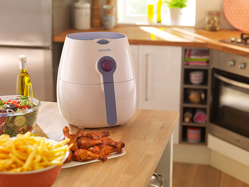 Phillips AirFryer introduced at IFA 2010