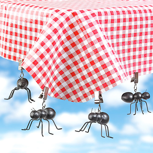 Ant Tablecloth Weights