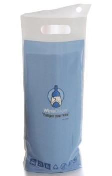 Idea Mia WineDiaper Padded Absorbent Bag