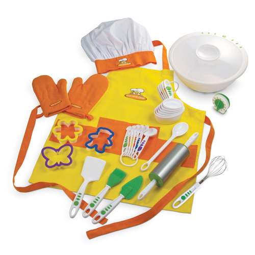 Curious Chef 27-Piece Foundation Set