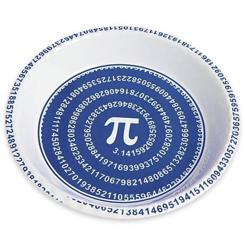 Pi Pie Plate