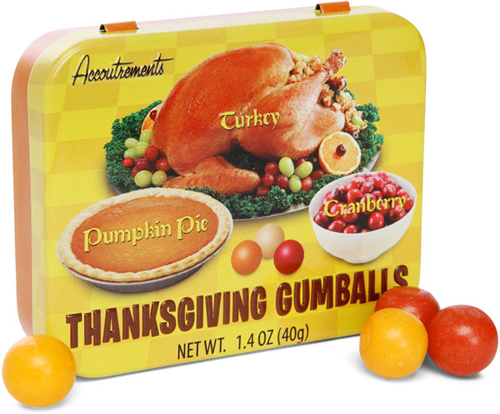 Thanksgiving Dinner Gumballs