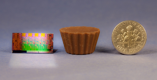 MINI IS THE NEXT BIG THING AT CES. Intel Corporation and Reese's® Peanut Butter Cups launch exciting new