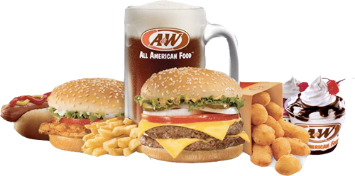 A&W All-American Restaurants are for sale.