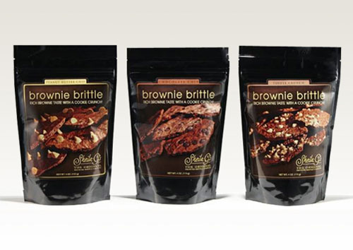Brownie Brittle -- Fancy Food Show and Television Star -- Now Available Nationwide