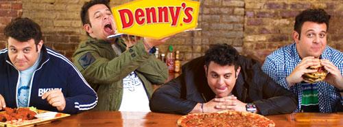 Denny's Calls Out 'Man v. Food' Star Adam Richman