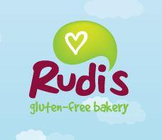 Rudi's Gluten-Free Bakery logo.