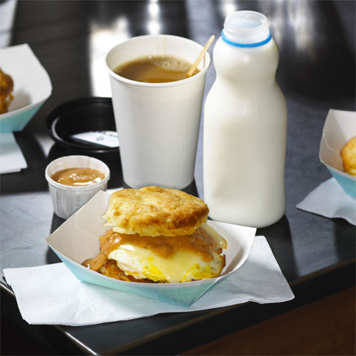 Real California Buttermilk Truck Famous Breakfast
