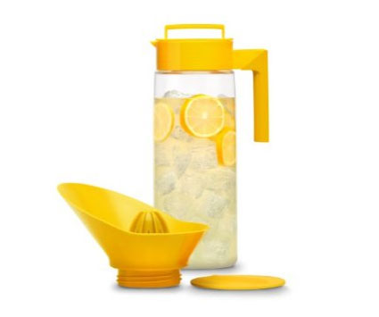 Takeya Flash Chill 66-Ounce Lemonade Maker Set