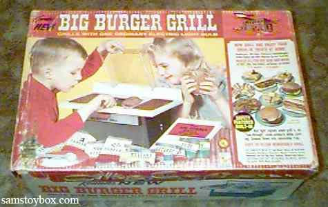 Big Burger Grill via Sam's Toybox.