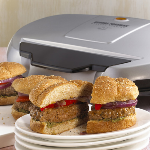 George Foreman Brand Announces New Fat-Reduction Claim, Recipe Contest and National Partnership