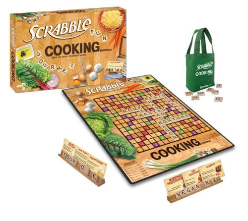 Scrabble Cooking by USAopoly