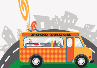 Zagat's Food Truck Frenzy