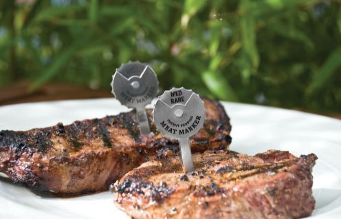 Charcoal Companion CC5103 Dial-A-Meat Markers Set