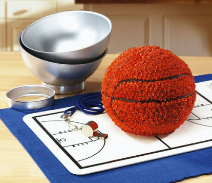 Wilton Sports Ball Cake Pan