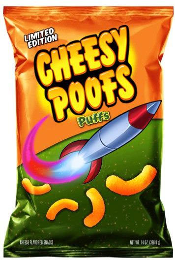 Frito-Lay Cheesy Poofs