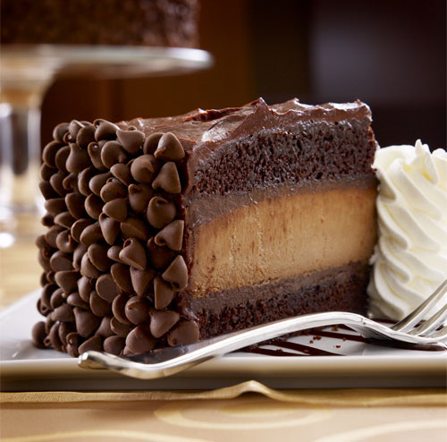 The Cheesecake Factory's new Hershey's Chocolate Bar Cheesecake will be available on National Cheesecake Day, July 30.